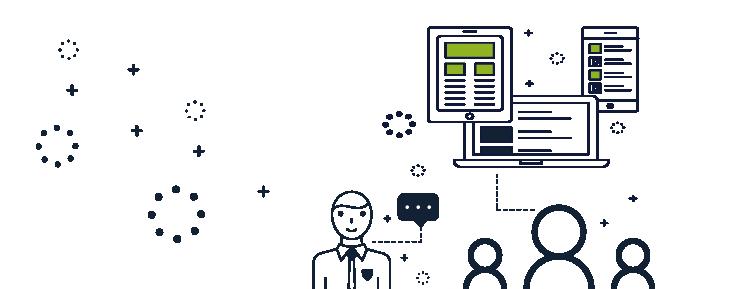 manejo de datos de los clientes